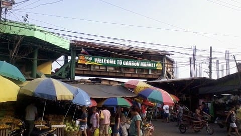 Market in Cebu