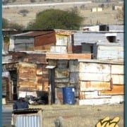 Squatter Camp South Africa
