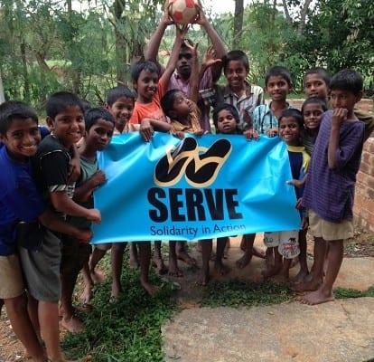 Kids in Morning Star, Bangalore (India)