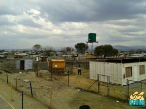 Freedom Park Informal Settlement, South Africa