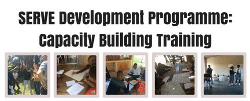SERVE Development Programme-Capacity Building