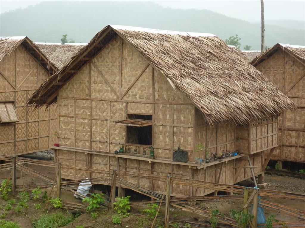 Traditional Badjao Houses