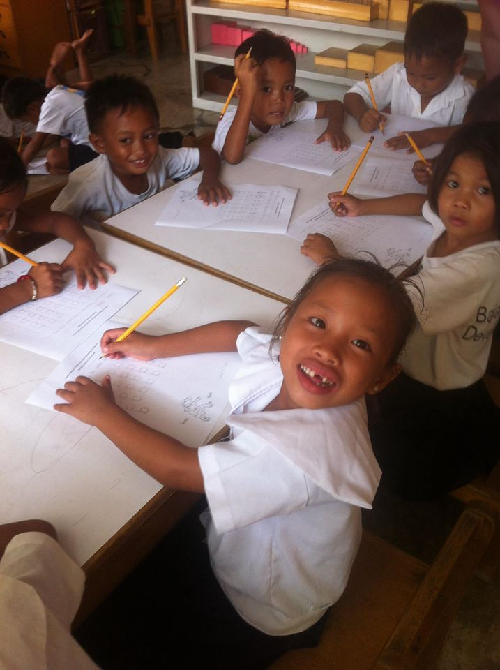 badjao children in class