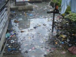 Marine litter in Cebu, Philippines