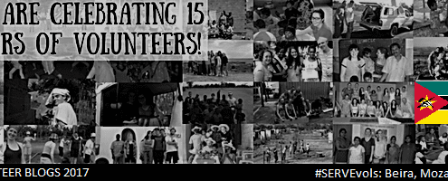 We are celebrating 15 years of volunteers! (Moz)