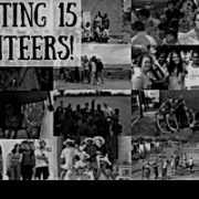 We are celebrating 15 years of volunteers! (PI)
